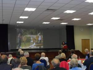 Heidi Herrman - Natural Beekeeping Trust (presentation slide is of Sun Hive)